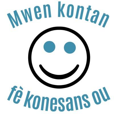 I am glad to meet you - Mwen kontan fè konesans ou