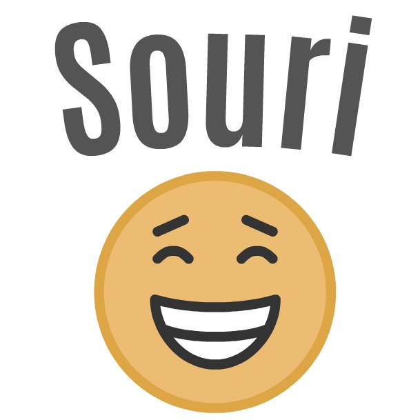 smile in Haitian Creole - Souri