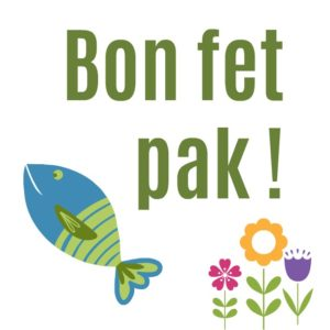 Happy Easter (Bon Fet Pak) Creole Vocabulary (audio ...